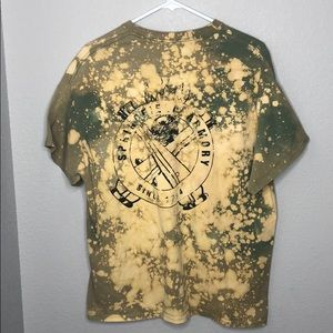 📦 Custom Springfield Armory bleached t-shirt